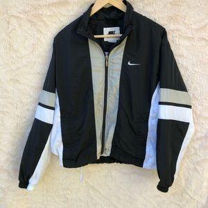 Men's Nike jacket, vintage style. Size M